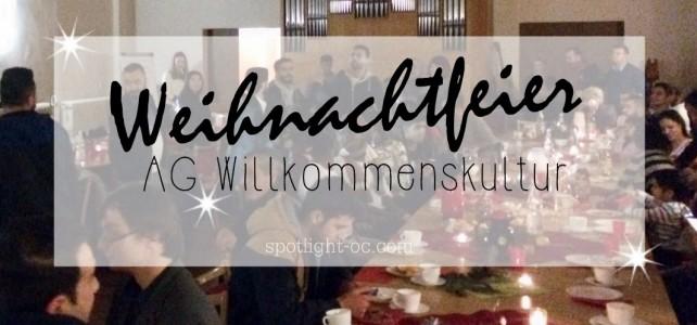 Weihnachtsfeier in Oschersleben